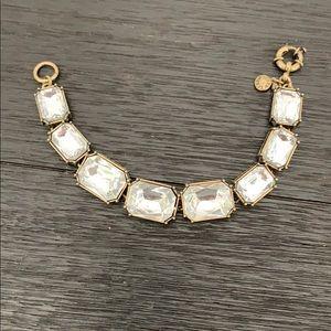 J.Crew antique style bracelet